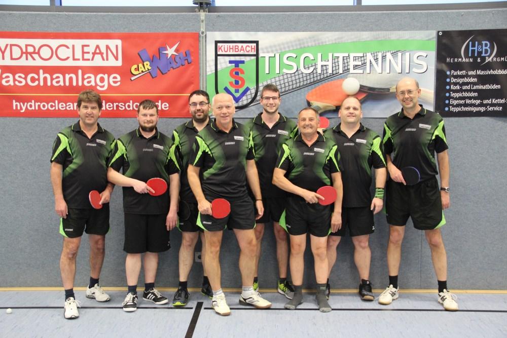 Kühbachs Zweite holte sich die Meisterschaft in der Bezirksklasse B