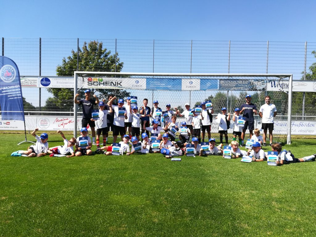 MFS Feriencamp 2020 im Kühbacher Sportpark