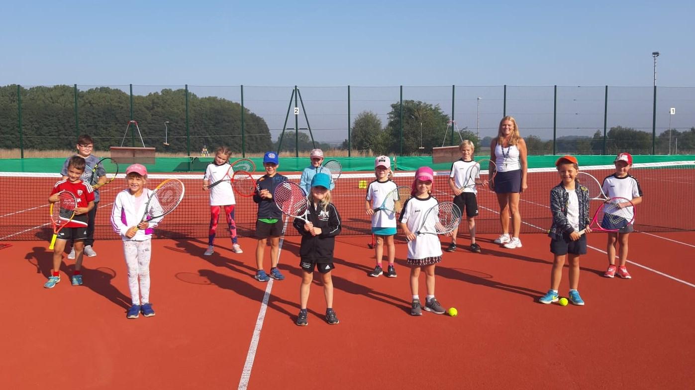 Tennisturnier U10 Mannschaft