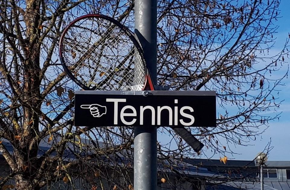 Einschränkungen im Tennis Spielbetrieb im Nov. 2020