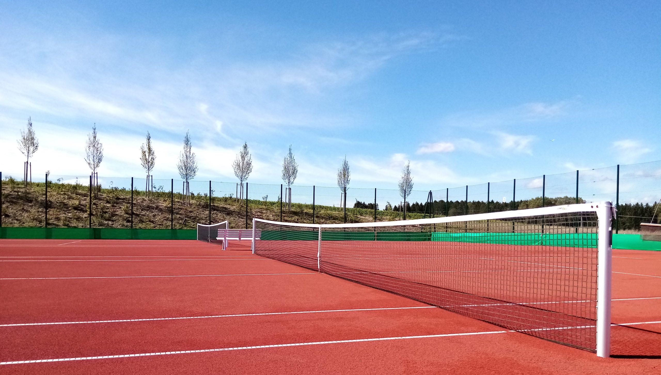 Tennisplätze ab 08.03.2021 geöffnet