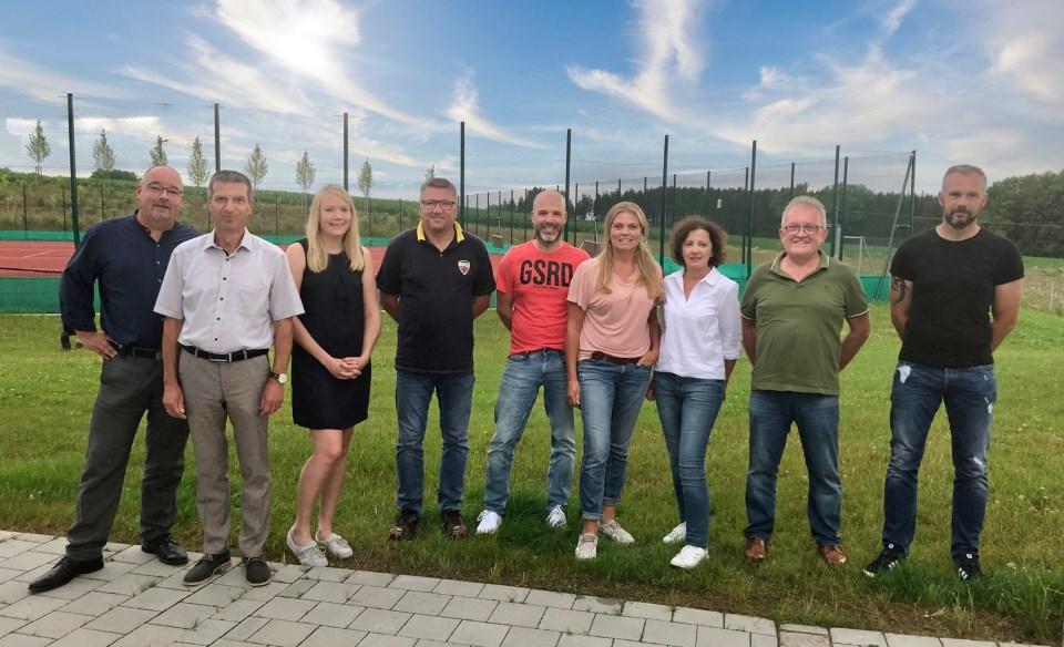 Neuwahlen der Abteilungsleitung Tennis