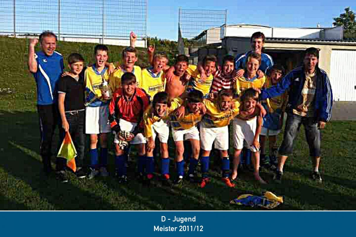 Meister D-Jugend 2012