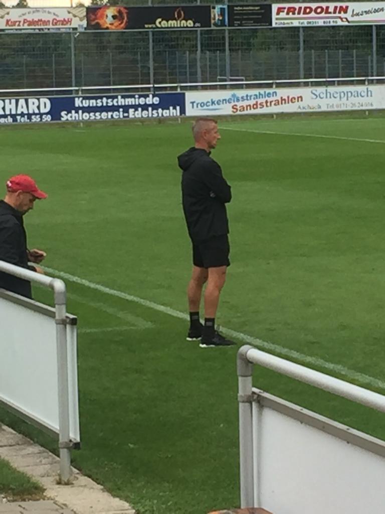 Marek Mintal, Trainer 1.FCN U2