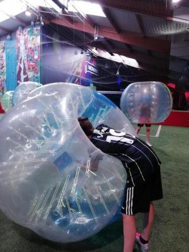 Bubblesoccer D-Jugend 2019/6