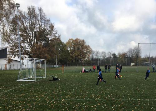E2 gegen SC Mühlried 16.11.2019