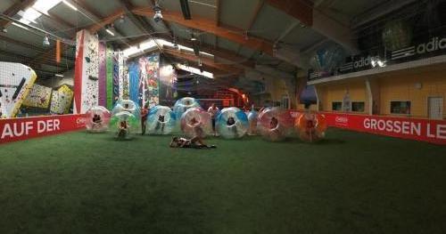 D-Junioren Bubbelsoccer 2019