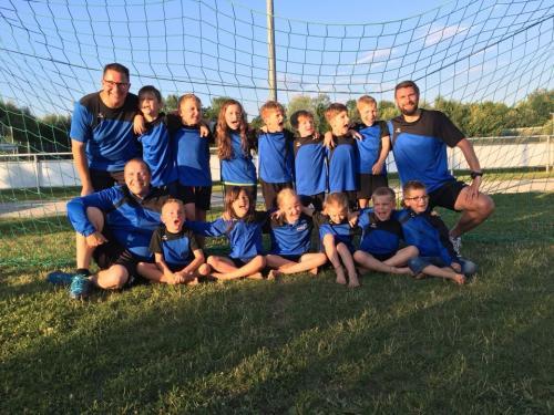 Jugendfußball-Mannschaften Saison 2018/19