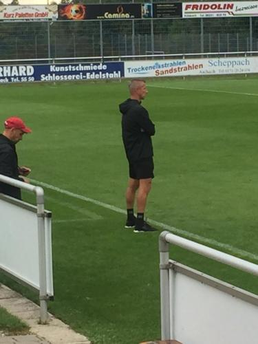 Marek Mintal, Trainer 1.FCN U2