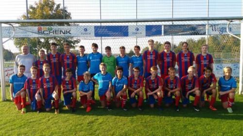 Jugendfußball-Mannschaften Saison 2017/18