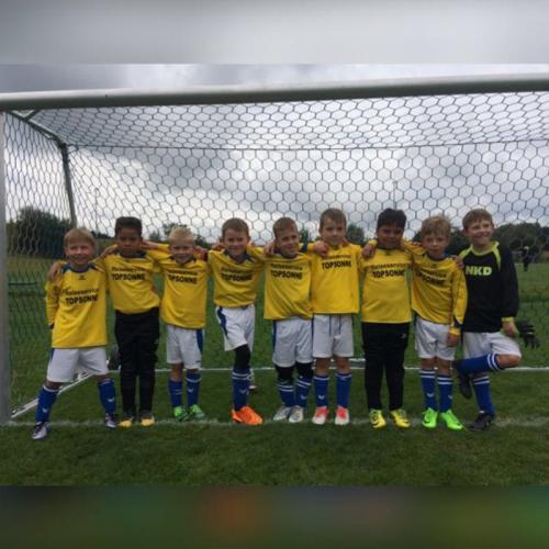 Jugendfußball-Mannschaften