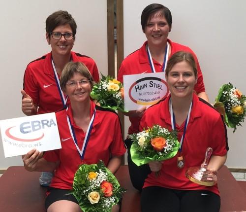 Bayernpokal Damen 2017