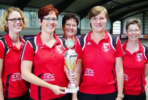 Bezirkspokal Damen 2015