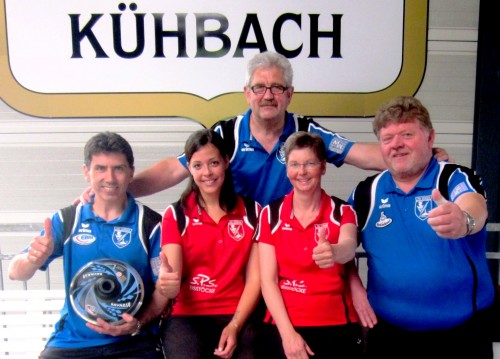 Bezirkspokal Mixed 2015