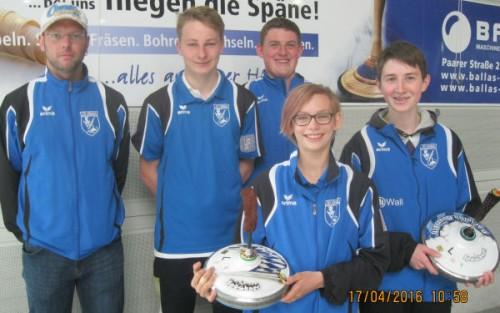 Kreismeister Bezirksmeister 2016