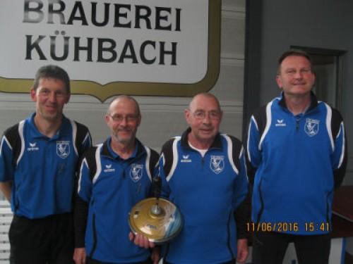 Kreismeister Klasse B 2016