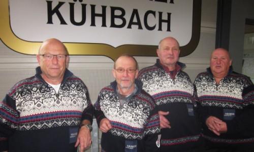 Kreispokal Senioren 2. Platz 2016