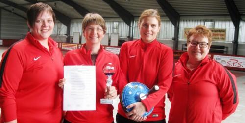 Kreispokalsieg Damen 2017