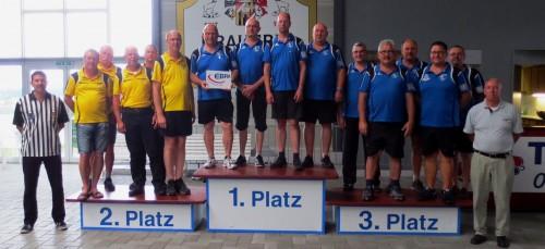 Oberliga 1. u. 3. Platz 2016