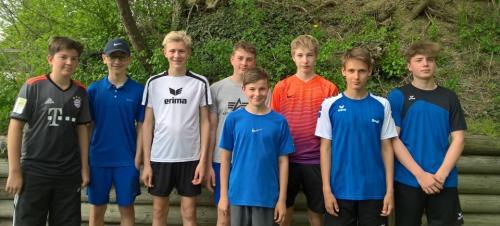 Knaben-Mannschaft 2018