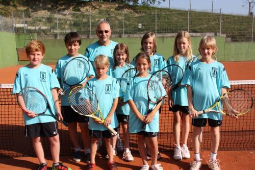 Tennis Mannschaften 2011/2012
