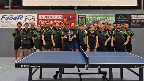Tischtennis Doppelvereinsmeisterschaft 2018