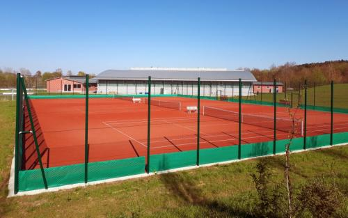 Tennisanlage