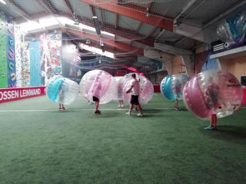 Bubblesoccer D-Jugend 2019/5
