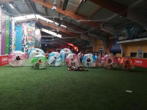 Bubblesoccer D-Jugend 2019/16