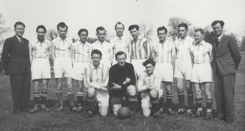 1.Mannschaft 1950-51