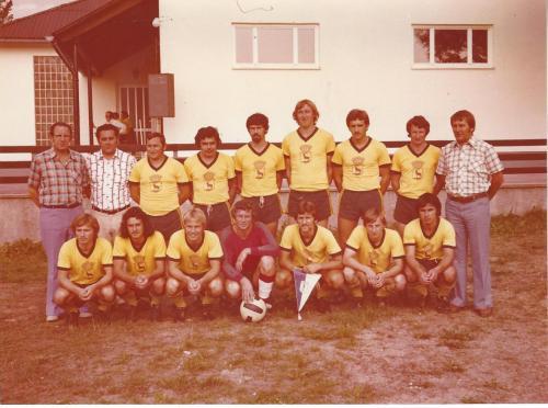 1.Mannschaft 1975-76