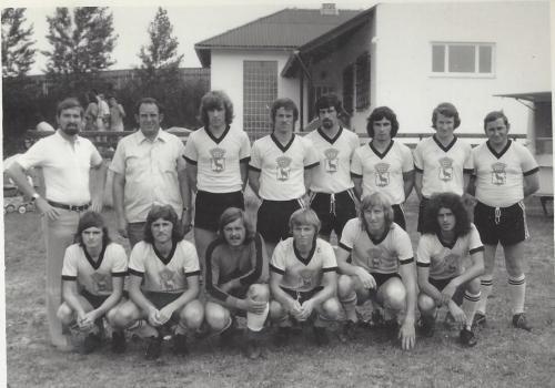 1.Mannschaft 1975