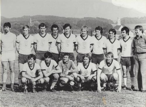 1.Mannschaft 1977-78 2