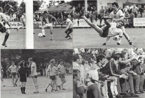 1.Mannschaft 1977-78 Entscheidungsspiel Nr.2 Bilder 6