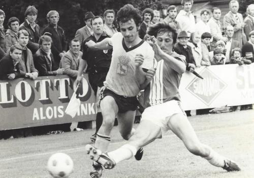 1.Mannschaft 1977-78 Entscheidungsspiel Nr.2 Bilder 7