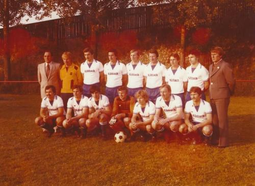1.Mannschaft 1978-79
