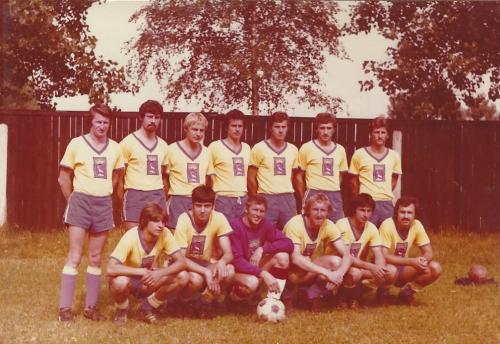 1.Mannschaft 1978