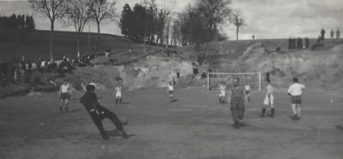 1.Mannschaft Pokalturnier 1950 in Kühbach 2