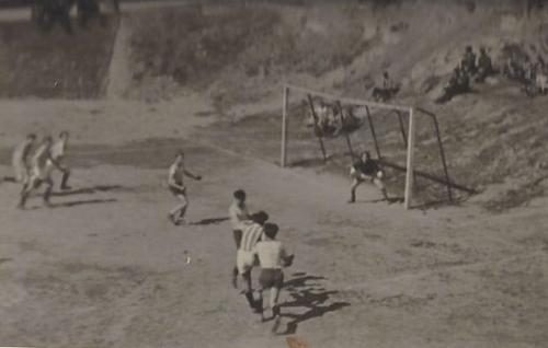 1.Mannschaft Pokalturnier 1950 in Kühbach 3