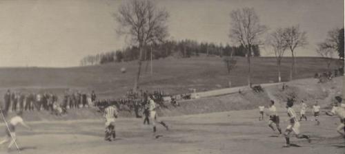 1.Mannschaft Pokalturnier 1950 in Kühbach 4