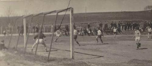 1.Mannschaft Pokalturnier 1950 in Kühbach 5