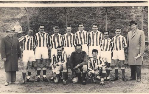 1. Mannschaft 1958
