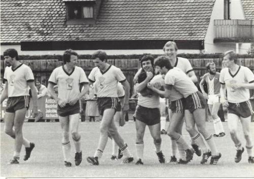 1. Mannschaft 1978 Bilder 8