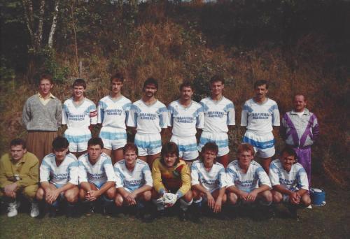 1. Mannschaft 1990-91