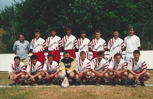 1. Mannschaft 1991-92