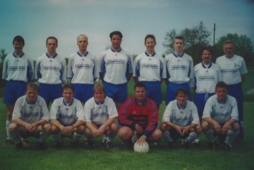 1. Mannschaft 1999-2000