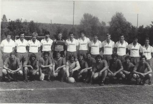 1.und 2. Mannschaft 1978-79