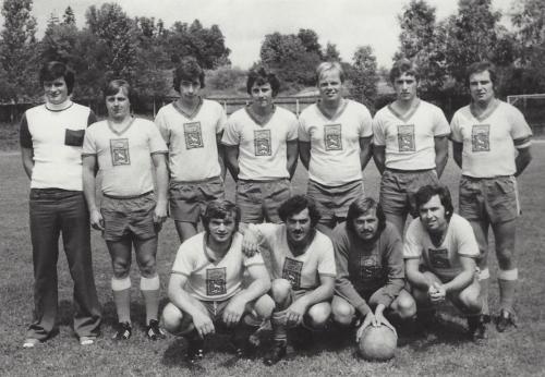 2.Mannschaft 1975