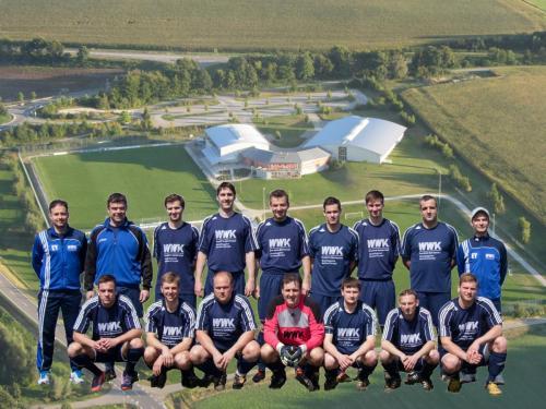 2 Mannschaft 2012-13
