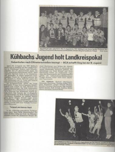 A-Jugend 1985-86